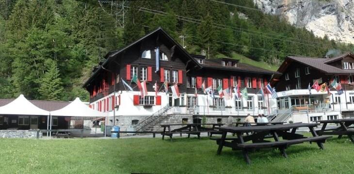 Sommerlager 2016 in der Schweiz